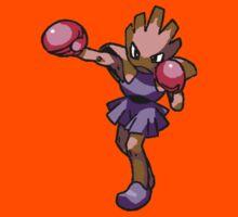 Punching Hitmonchan Kids Clothes