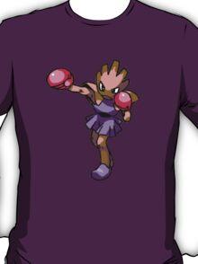 Punching Hitmonchan T-Shirt