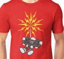 """8 Bit Buzz Bot v2.0.1 """"GearRoid"""" Unisex T-Shirt"""