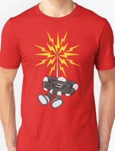 "8 Bit Buzz Bot v2.0.1 ""GearRoid"" T-Shirt"