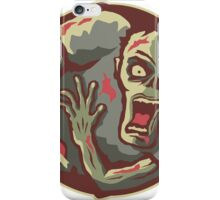 Zombies All Around iPhone Case/Skin