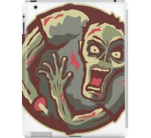 Zombies All Around iPad Case/Skin