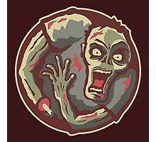 Zombies All Around Photographic Print
