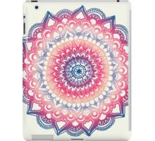 Ocean Sunset Mandala iPad Case/Skin