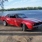 My 1969 @ Lake Reed MN by Diane Trummer Sullivan