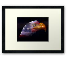 Land of the Free... Framed Print