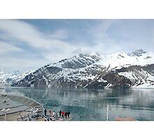 Mendenhall Glacier, Alaska Photographic Print