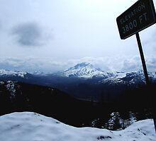3800 feet by Patrick Ryder