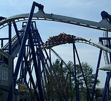 Afterburn, Carowinds by coasterfan94