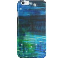 Midnight Reflection iPhone Case/Skin
