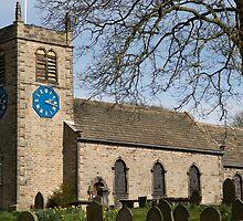 ADDINGHAM CHURCH, WEST YORKSHIRE by paulasphotos101