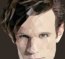 Tenth Doctor Triangles by mowria