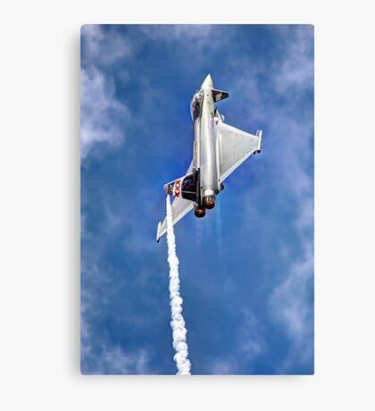 Eurofighter Typhoon - Venting ! - Farnborough 2014 Canvas Print