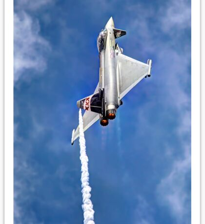 Eurofighter Typhoon - Venting ! - Farnborough 2014 Sticker