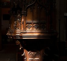 ILKLEY PARISH CHURCH, WEST YORKSHIRE by paulasphotos101