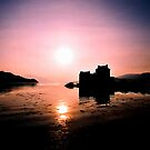 Eilean Donan- photoshoped  by THEFACIALEXPRES