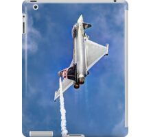 Eurofighter Typhoon - Venting ! - Farnborough 2014 iPad Case/Skin