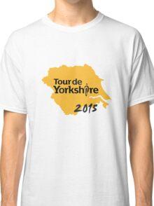 Tour de Yorkshire 2015 Classic T-Shirt