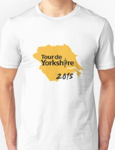 Tour de Yorkshire 2015 T-Shirt