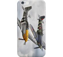 A Close Pass - HDR -Dunsfold 2014 iPhone Case/Skin