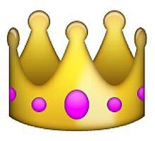 crown emoji by Camybrahxo