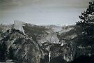Half Dome, Yosemite by John Douglas