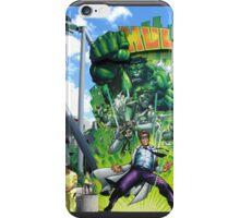 Incredible Hulk, The, Islands of Adventure iPhone Case/Skin