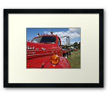 MACK B61 TRUCK Framed Print