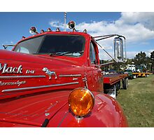 MACK B61 TRUCK Photographic Print