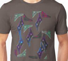 Eccentric Repeat Unisex T-Shirt