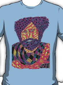 Jerry Garcia Psychedelic T-Shirt