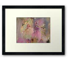 Dreaming of faries Framed Print