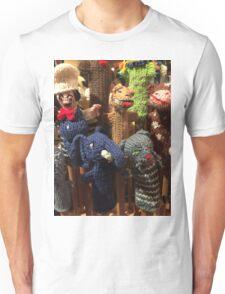 Chelsea market finger puppets Unisex T-Shirt