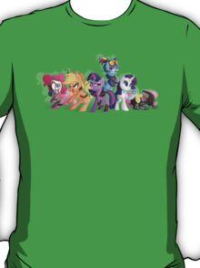 Cutiemark Vault Hunters T-Shirt
