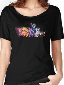 Cutiemark Vault Hunters Women's Relaxed Fit T-Shirt
