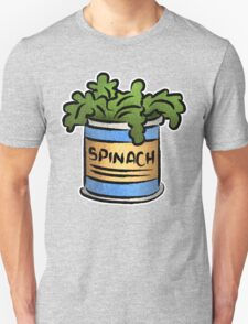 Spinach Unisex T-Shirt