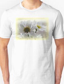 White Daisies Unisex T-Shirt