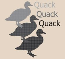 Quack by Mike Paget