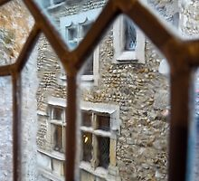 THROUGH A WINDOW by Marilyn Grimble