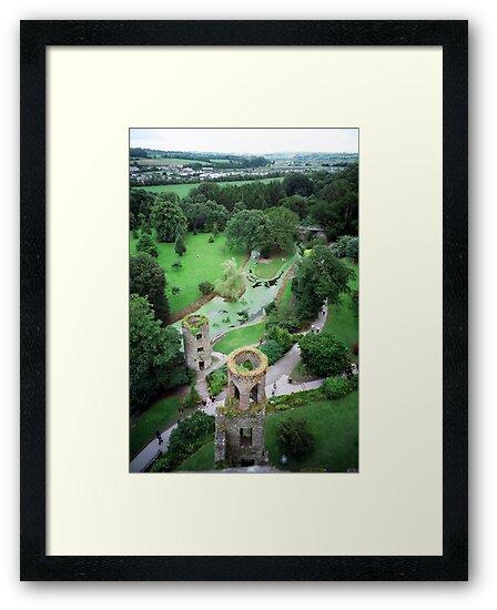 Blarney Castle by Kymbo