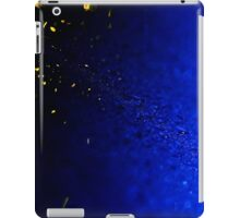 Blue dew iPad Case/Skin