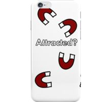 Attraction iPhone Case/Skin