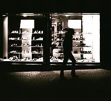 Shoe Shop Window by Pepijn Sauer