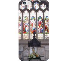 BATH CATHEDRAL WINDOW iPhone Case/Skin