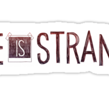 Life is Strange Logo Sticker