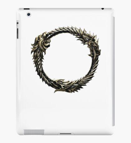 The Elder Scrolls: Online logo iPad Case/Skin