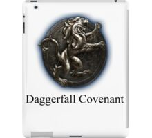 Daggerfall Covenant iPad Case/Skin