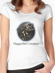 Daggerfall Covenant Women's Fitted Scoop T-Shirt
