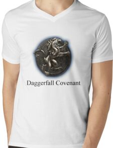 Daggerfall Covenant Mens V-Neck T-Shirt