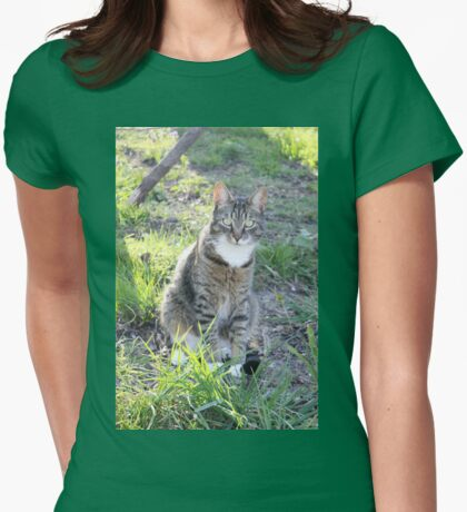 Mishu Womens Fitted T-Shirt